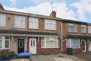 BURNSALL ROAD, CANLEY, COVENTRY, CV5 6BU