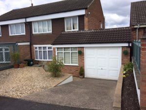 NURSERY CLOSE, SWADLINCOTE, DERBYSHIRE DE11 0BQ